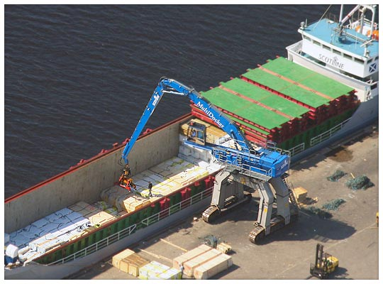 Cargo Shipping and Transportation Scotland